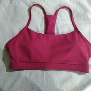 Other - Fuscia Fabletics Sports Bra